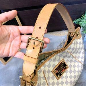 Louis Vuitton Bags - Louis Vuitton Galliera PM Damier Azur Hobo Handbag